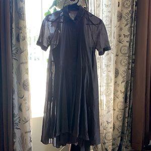 All Saints grey dress